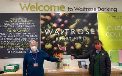 Fundraising with Waitrose